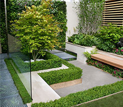Garden Ideas Melbourne landscaping melbourne, landscape design & construction – hedge & stone